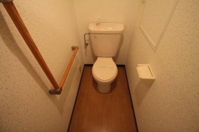 【トイレ】コンフォール滝上