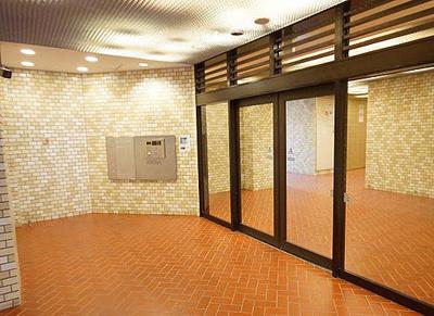 【エントランス】清新中央ハイツ6号棟 13階 角 部屋 リ ノベーション済