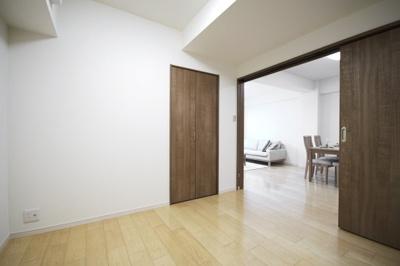 【洋室】清新中央ハイツ6号棟 13階 角 部屋 リ ノベーション済