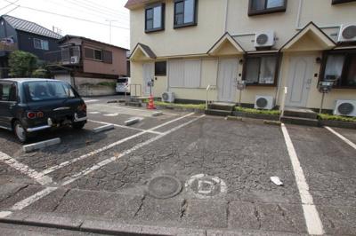 【駐車場】デミューレ散田
