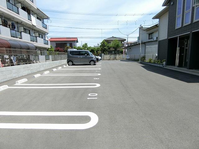 【駐車場】アーバンライフゲン