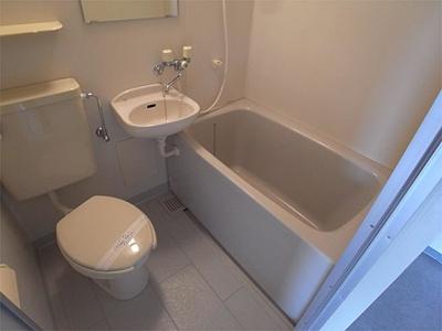 【浴室】エイエムハイツ