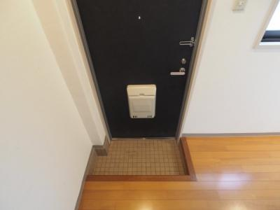 【玄関】グランペールプレージュ