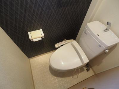 【トイレ】グランペールプレージュ