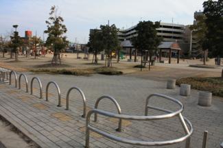 大きな 鳳公園も目の前