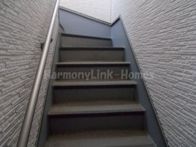 MON・STYLEの階段