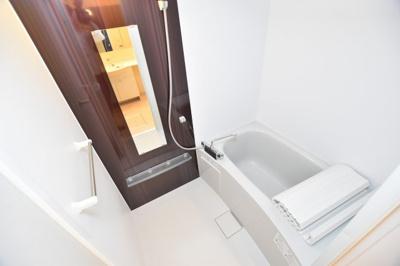 【浴室】ノース キューブ