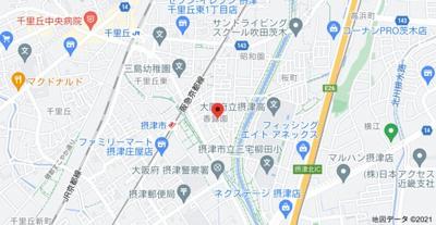 【地図】ハイツウィン