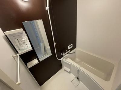 【浴室】ハイツウィン