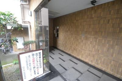 【ロビー】ロイヤル住吉本町