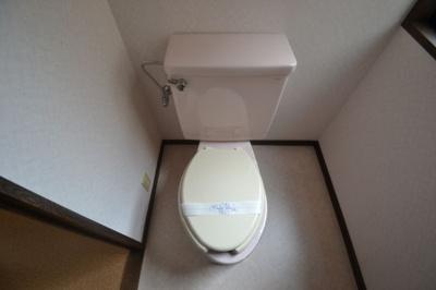 【トイレ】ロイヤル住吉本町