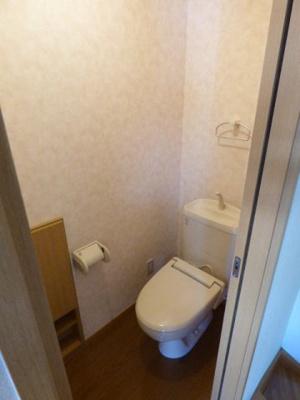【トイレ】パルフェⅡ