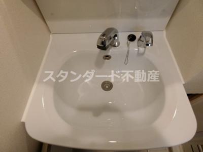 【独立洗面台】プレサンス梅田北オール