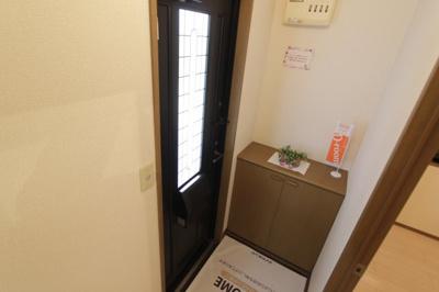 【玄関】スペースMHM B棟