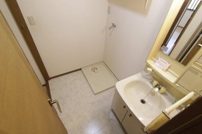 【洗面所】スペースMHM B棟