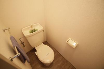【トイレ】スペースMHM C棟