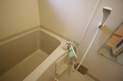 【浴室】スペースMHM C棟