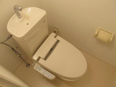 【トイレ】レジデンス芦屋
