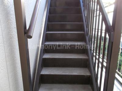 ブラウンハウスの階段