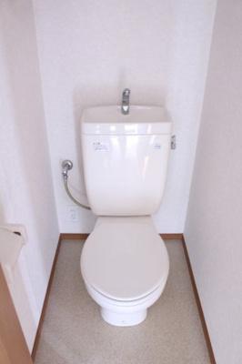 【トイレ】ヘーベルメゾン石川町