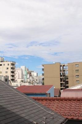 【展望】ヘーベルメゾン石川町