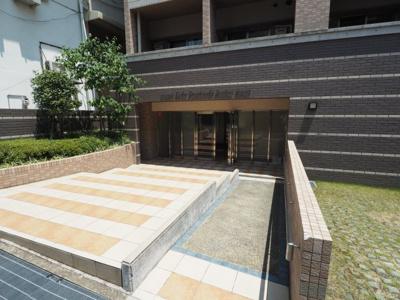【エントランス】アクロス神戸住吉ステーションフロント