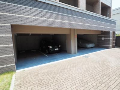 【駐車場】アクロス神戸住吉ステーションフロント