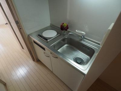 【キッチン】アクロス神戸住吉ステーションフロント