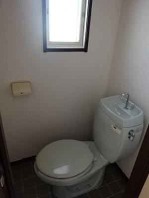 【トイレ】パナハイツ船橋