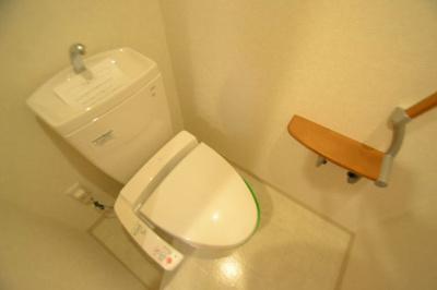 【トイレ】メゾンドバレー