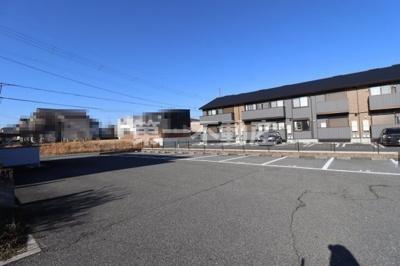 【駐車場】コリーヌ・ドゥ・リズ