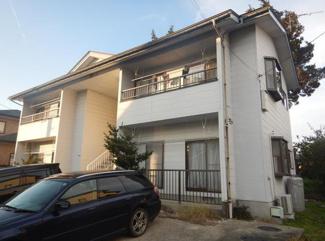 【外観】会津若松市一棟アパート
