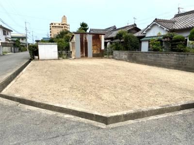 【外観】【売地】河西中学校区・56527