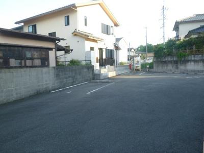 【駐車場】ガーデンハイツ(仁豊野)