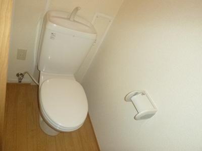 【トイレ】ガーデンハイツ(仁豊野)