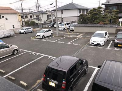 【駐車場】ソフィア清水C棟