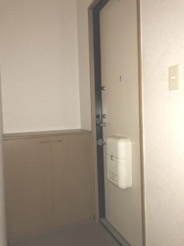 【玄関】ソフィア清水C棟