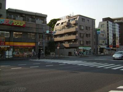 【周辺】ルーブル南馬込弐番館