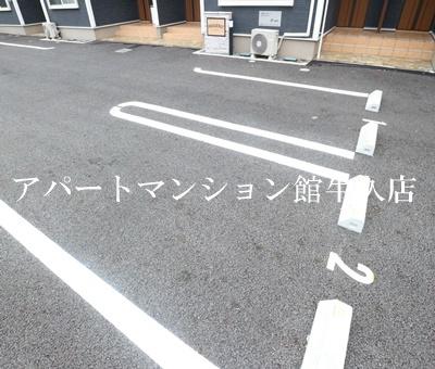 【駐車場】へブンリー