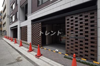 【エントランス】オーパスレジデンス日本橋水天宮