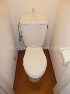 シエスタパンジーのトイレも気になるポイント(別部屋参考写真)