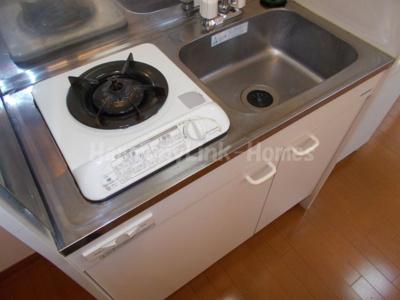 シエスタパンジーの使いやすいキッチンです(別部屋参考写真)