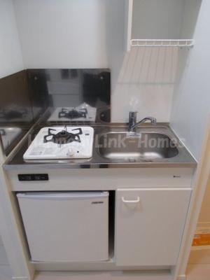 ハーモニーテラス東十条のお料理しやすいキッチンです☆