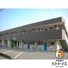 【外観】茶ノ木田ハイツ
