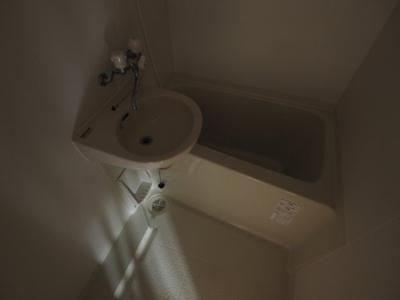 【浴室】グリーン本山