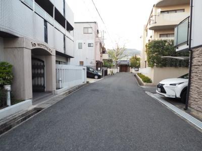 【周辺】グリーン本山