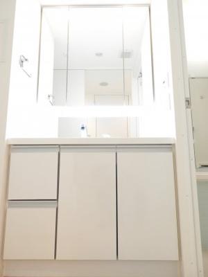 【独立洗面台】エスリード長堀タワー