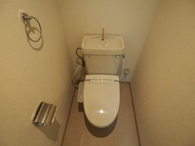 【トイレ】クレール御影