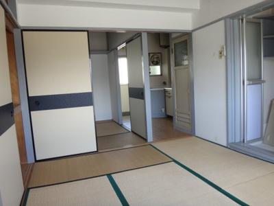 【和室】大館柄沢レジデンス1号棟
