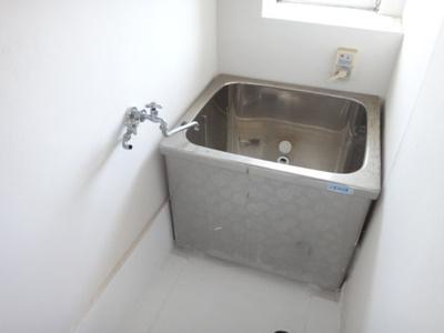 【浴室】大館柄沢レジデンス1号棟